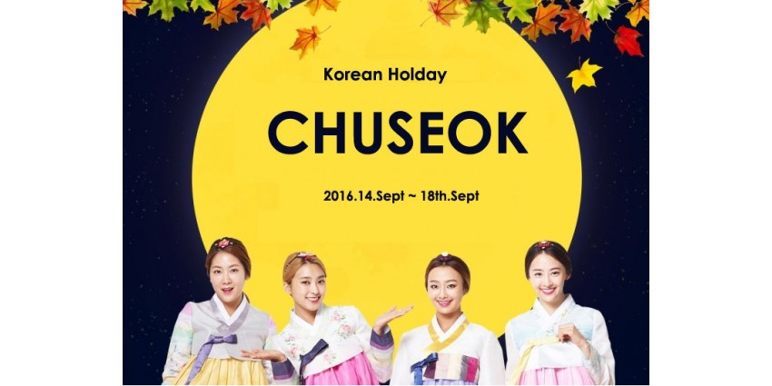 Korean Thanks giving day Chuseok